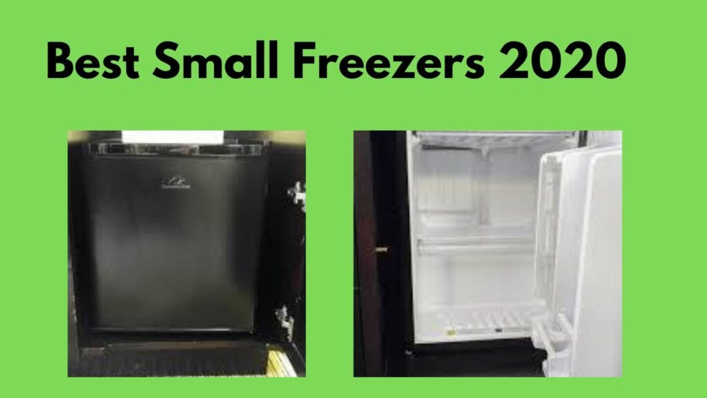 5 Best small freezer 2020