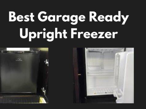 Garage Ready Upright Freezer